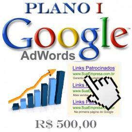 Anunciar no Google Plano I